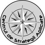 sigla CENTRUL DE STRATEGII APLICATE 9